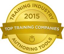 TrainingIndustry.com 2015 Top 20 Authoring Tools Companies
