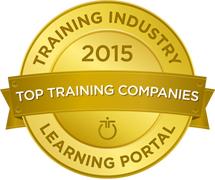 TrainingIndustry.com 2015 Top 20 Learning Portal Companies